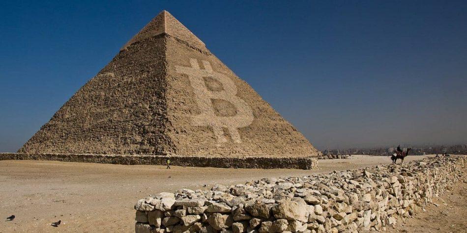 В Китае раскрыли блокчейн-пирамиду