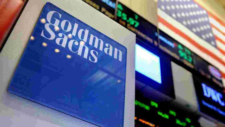 Goldman Sachs Крис Матта