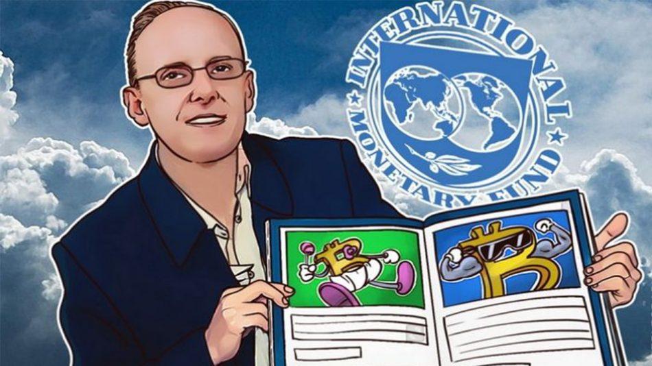 МВФ криптовалюты