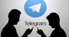Telegram блокировка