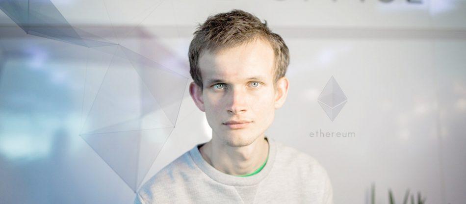 Виталик Бутерин Ethereum