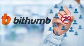 Bithumb прекратила торговлю в 11 странах