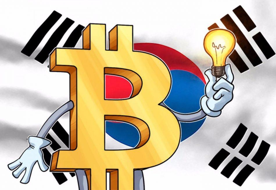 Южная Корея криптовалюты