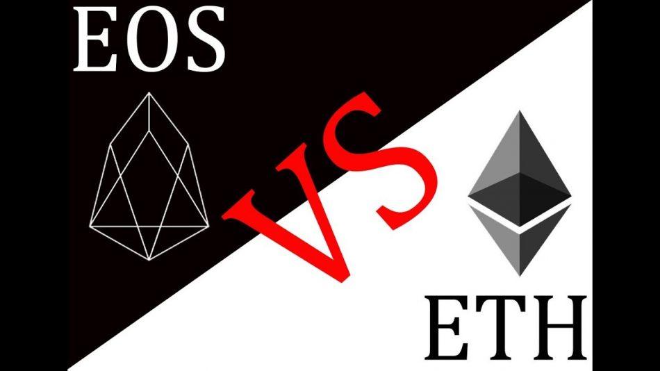Зачем EOS обвалил курс Ethereum?