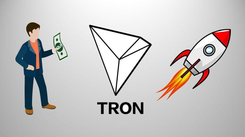 Запуск основной сети Tron снижает цену TRX