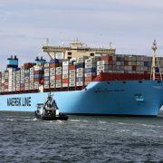 Maersk перевозки