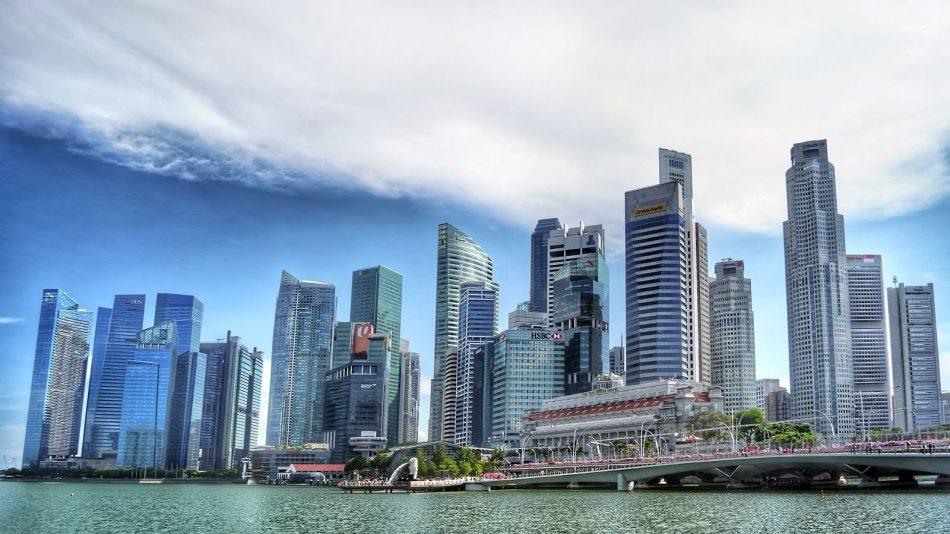 Сингапур криптовалюты