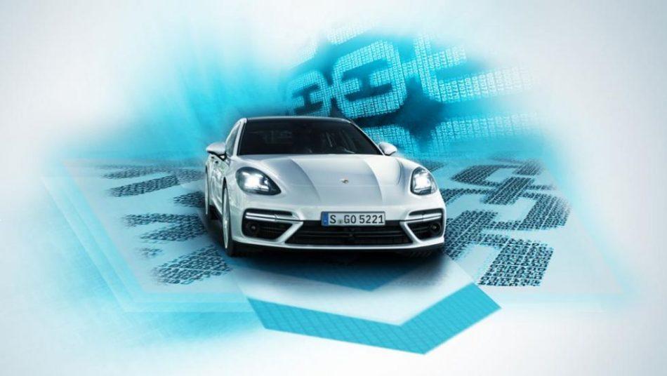 BMW и GM разаботали блокчейн-платформу