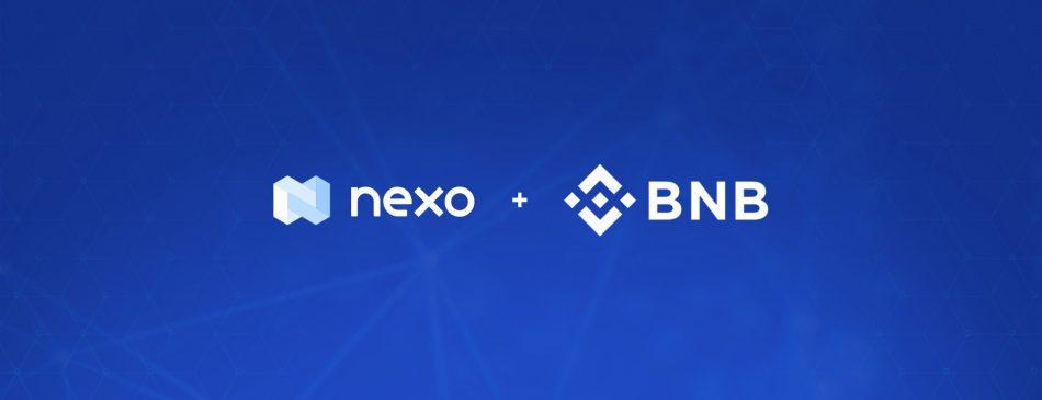 Binance Coin (BNB) - Выход криптовалюты на биржу NEXO