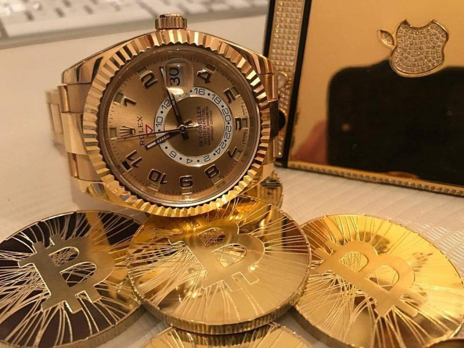 При покупке предметов роскоши всё чаще используют криптовалюты