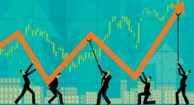 Аналитик опроверг взаимосвязь движений на рынках биткоина и фондовых акций