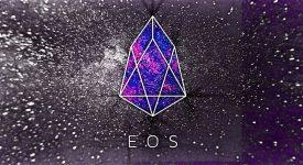EOS демонстрирует рост цены