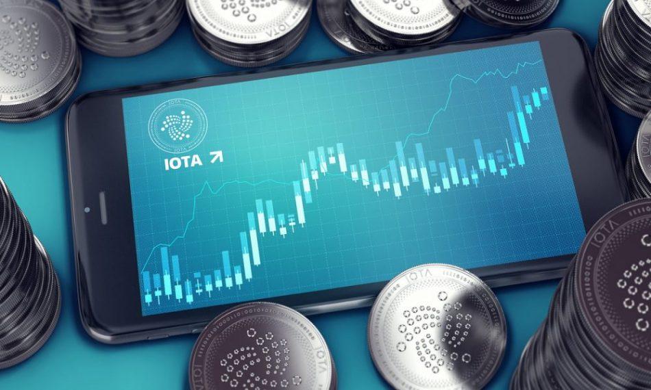 Новая информация о проекте Qubic заставляет расти курс IOTA.