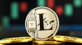 Litecoin показал свой годовой минимум