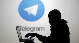 Новый вирус в Telegram — бот предлагает биткоины