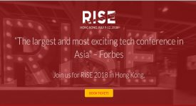 Ethereum (ETH) — Участие в RISE Conference, Гонконг