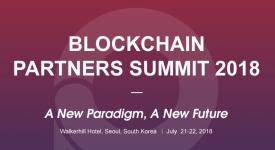 Quantstamp (QSP) — Саммит Blockchain Partners в Сеуле, Южная Корея