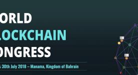 Cashaa (CAS) - Участие во Всемирном блокчейн-конгрессе в Манаме