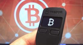Фишинговая атака на кошелёк Trezor