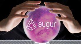Сегодня будет запущена сеть Аugur
