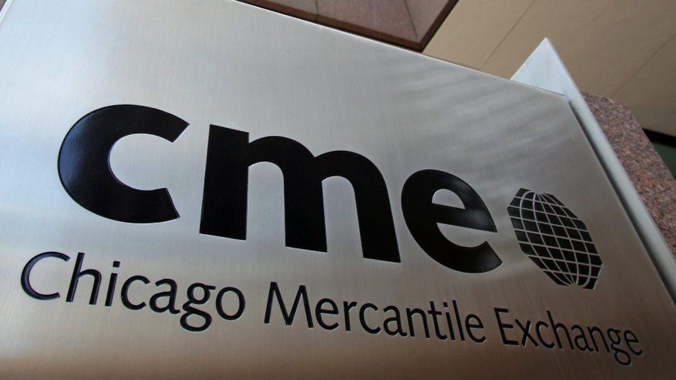 Объем торгов биткоин-фьючерсами на CME взлетел на 950%