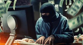 хакеры украли 7,7 млн долларов