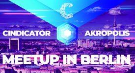Cindicator (CND) — Встреча сообщества в Берлине