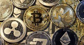 Названы самые популярные криптовалюты