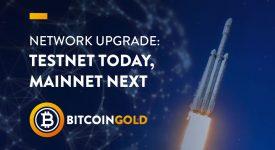 Bitcoin Gold (BTG) - Обновление майннет