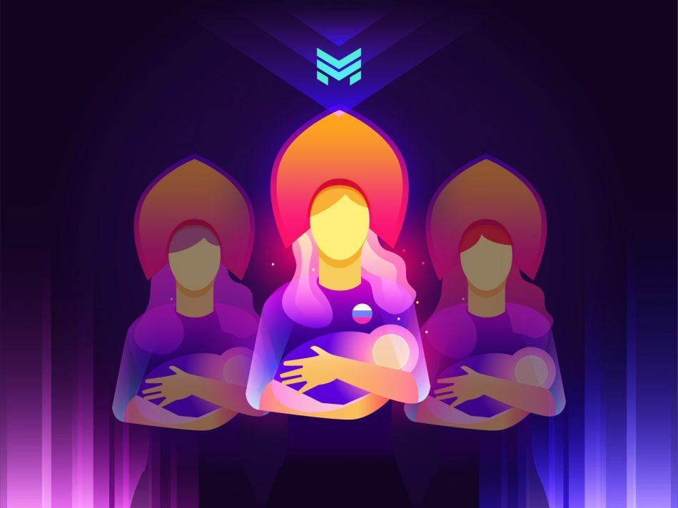 Криптоплатформа Мембрана материально поддержит мам, оставшихся одинокими после ЧМ-2018