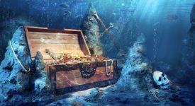 Багамский стартап и известный океанограф используют блокчейн для поиска затонувших сокровищ