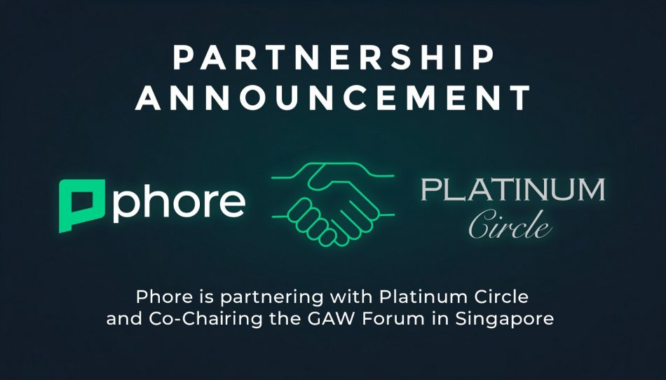 Phore (PHR) - Участие в форуме GAW в Сингапуре
