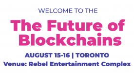 Polymath (POLY) - Участие в конференции Blockchain Futurist в Торонто