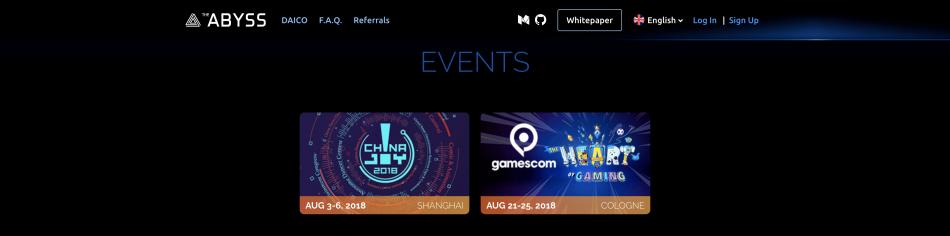 Abyss (ABYSS) - Участие в Gamescom 2018 в Кельне