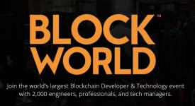 Humaniq (HMQ) - Участие в конференции BlockWorld 2018 в Сан-Хосе