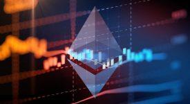 Ethereum опустился на 15% и продолжает падение