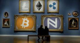 Криптовалюты проникают в искусство