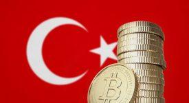 Объёмы торгов турецких бирж криптовалют возросли на фоне кризиса лиры