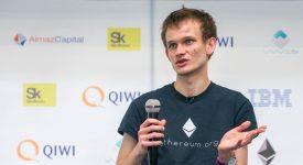 Виталик Бутерин высказался о блокчейне
