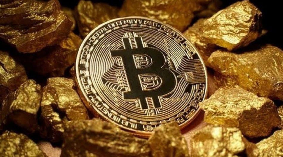 Добывать биткоины выгоднее золота