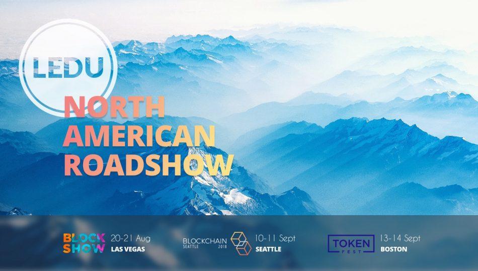 Education Ecosystem (LEDU) — Участие в Token Fest В Бостоне, США