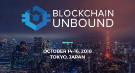 BLOCKv (VEE) - Участие в Blockchain Unbound в Токио