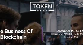 Zap (ZAP) - Участие в Token Fest в Бостоне