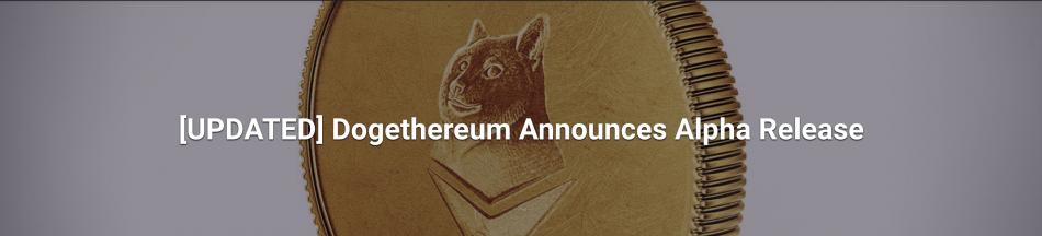 Dogecoin (DOGE) — Демонстрация Dogethereum