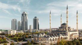 Чечня - майниговый центр