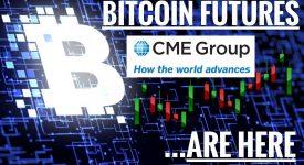 Bitcoin (BTC) — CME: Закрытие фьючерсов в октябре