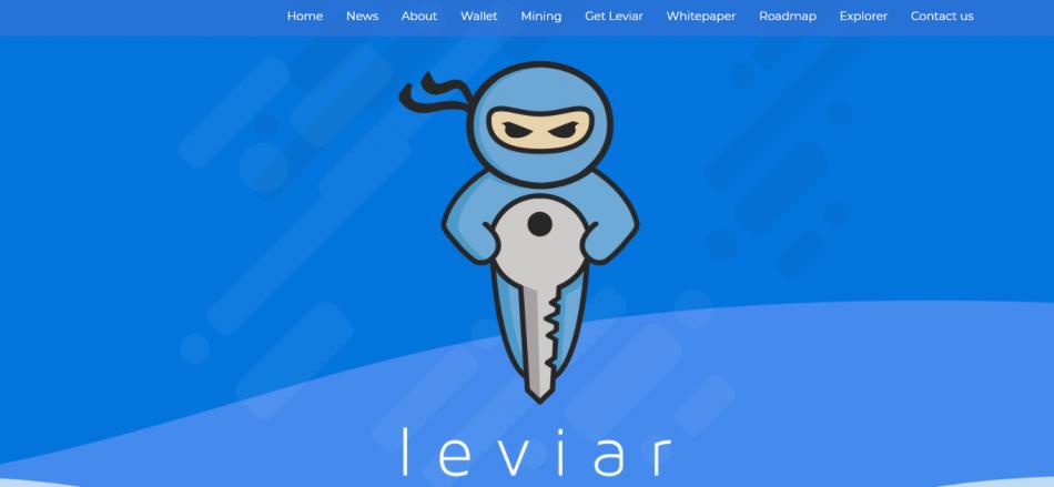 Leviar (XLC) - Хардфорк V8/V9