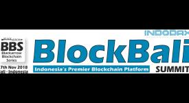 Tokenomy (TEN) — Участие в саммите BlockBali 2018