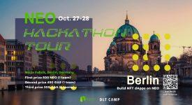 NEO (NEO) — Блокчейн-хакатон в Берлине