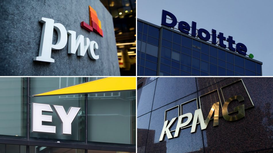 Аудиторы «большой четвёрки» нанимают сотни экспертов по криптовалютам и блокчейну